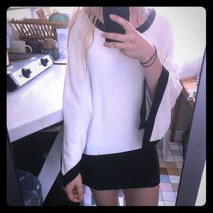 Chic/classy sweater top